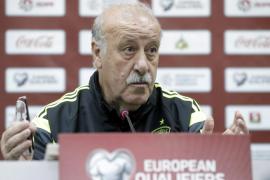 Del Bosque anuncia la lista de seleccionados para los encuentros contra Eslovaquia y Macedonia