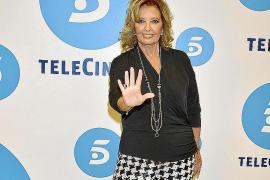 María Teresa Campos, destrozada por la muerte de su hermana Leli