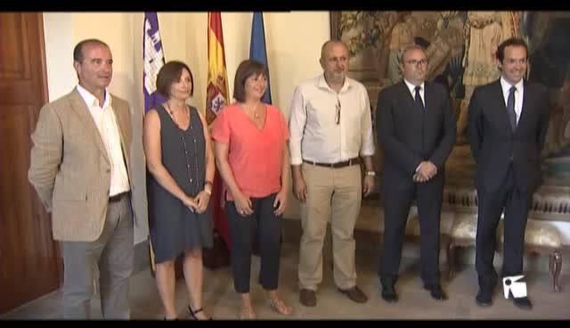 """VÍDEO: Torres dice que de la Conferencia de Presidentes """"ya pueden extraerse conclusiones positivas"""""""
