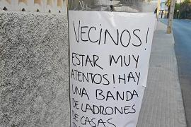 La Guardia Civil investiga una nueva oleada de robos en Jesús y Sant Antoni