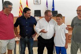 Toni Planells, un ibicenco con laureles de campeón de España