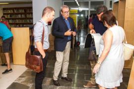 El edificio de Cas Serres acogerá un espacio de creación cultural