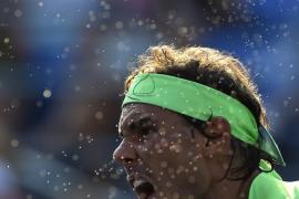 Nadal salva un mal día  y alcanza la tercera ronda del US Open