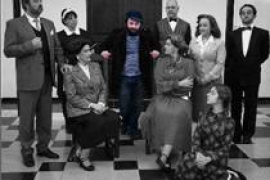 'Jo, l'hereu', de Voramar Teatre, en el ciclo Burball