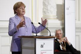 Merkel insiste en las cuotas obligatorias para la acogida de refugiados