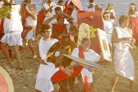 Fest der Römer und Karthager
