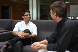 La ONG Vía Oberta presenta al Consell su trabajo en Nepal tras los seísmos