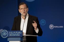Rajoy dice ser la garantía contra el secesionismo