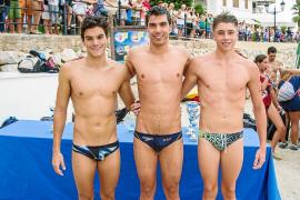 Una verdadera fiesta de la natación