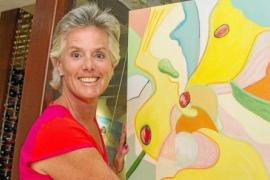 Cornelia Povel nos lleva 'De viaje en Ibiza'