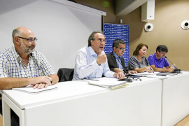 Martí March tacha de «inasumible» el porcentaje de interinos en las Pitiüses