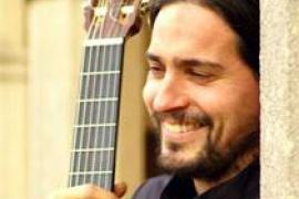 Recital de Fernando Rubin en Sa Taronja de Andratx