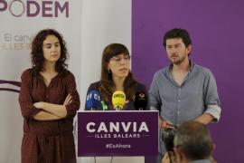 Podemos espera una rectificación del PSIB en el nombramiento de Fernández Terrés