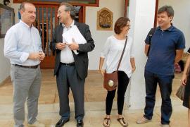 Educació se compromete a presupuestar este año el nuevo colegio de Sant Ferran