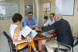 Las obras de interconexión de la desaladora de Santa Eulària comenzarán en octubre