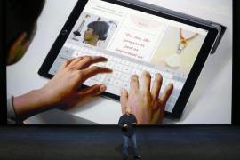 Apple presenta su nuevo iPad Pro