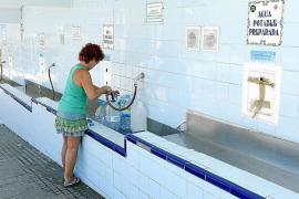 El Consell d'Eivissa pedirá al Govern que la prohibición para nuevos pozos no sea total