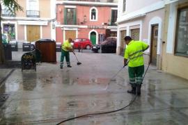 Los comerciantes del puerto y la Marina arrastran 400.000 euros en pérdidas por las inundaciones