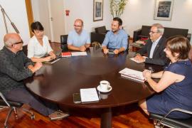 Vila y APB ejecutarán obras complementarias en La Marina para evitar más inundaciones
