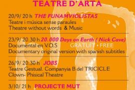 Música, teatro y danza confluyen en el Cool Days Festival