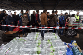 Creu Roja ya se está preparando para acoger a los refugiados sirios