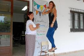 Una escuela con encanto en Formentera