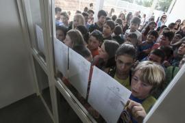 El nuevo instituto Quartó del Rei abre sus aulas sin pizarras a 180 alumnos
