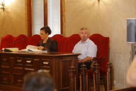 El Tribunal del Jurado declara no culpable a Francesc Ribas del crimen de Karina Rosales