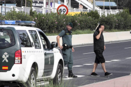 Nueva manifestación de taxis legales contra 'piratas'