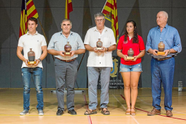 Toni Prats, el mejor del año en Sant Antoni