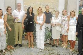 Margarita Monroy presenta su obra en el Palacio Born
