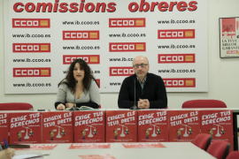 Katiana Vicens dimite como secretaria general de CCOO en Balears