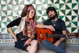 Marinah & Chicuelo en concierto en el Auditòrium de Palma