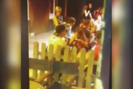 Sant Antoni censura el consumo de drogas en una terraza del West