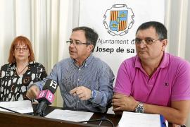 Sant Josep invertirá 1,1 millones este año para reparar fugas en su red de agua