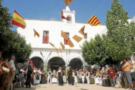 Empieza la fiesta en Sant Miquel