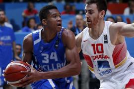 España supera a Grecia y se mete en las semifinales del Europeo