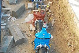 Fondos europeos para la construcción de arterias de agua desalada en Santa Eulària