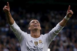 Cristiano rentabiliza el tedio del Real Madrid