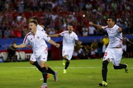 El Sevilla debuta con goleada en un choque en el que dispuso de 3 penaltis