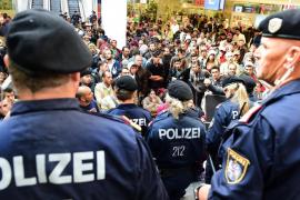 Suspendidos los trenes entre Salzburgo y Alemania por orden de Berlín