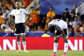 Tres remates dan la victoria al Zenit en Mestalla