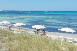 Los mercados holandés, suizo y francés se afianzan en Formentera
