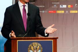 Felipe VI afirma en Georgetown que España y EEUU están «más cerca que nunca»