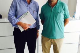 Joan Company es el nuevo presidente de Asaja-Balears