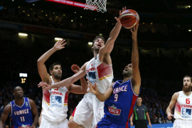 Pau Gasol hace magia para llevar a España a la final y a Río 2016