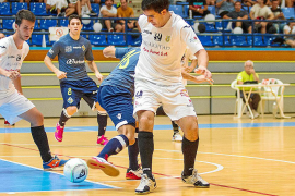 La Peña Deportiva recibe con optimismo al histórico Manresa F.S.