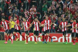 El Athletic remonta en el estreno y el Villarreal tropieza en Viena