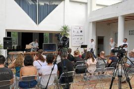 Creación de música en directo en la escuela de Can Blau