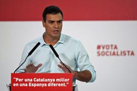 Sánchez: «La reforma federal es compleja, pero garantizará 35 años de convivencia»